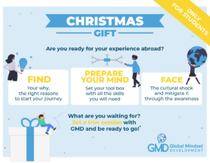 "Student offer ""Christmas Gift"""